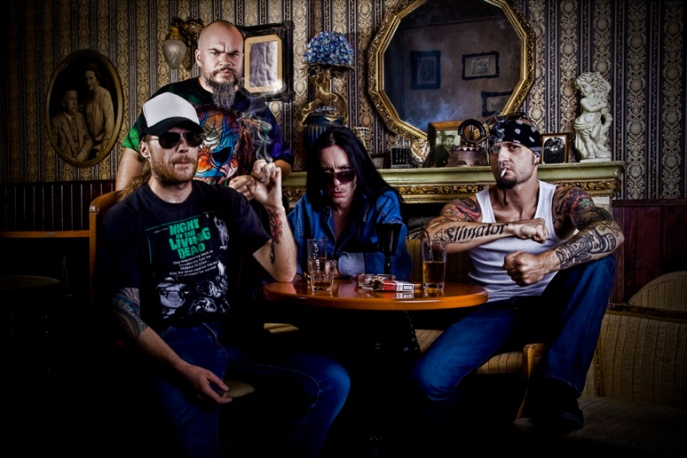 Acid Drinkers, Dżem i Chemia na Seven Festival