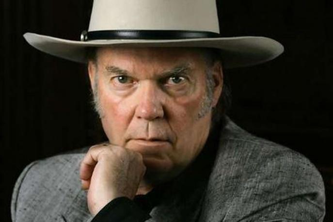Neil Young wymyśli nowy format muzyczny?