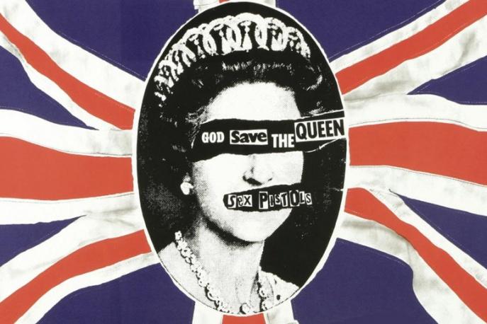 Reedycja klasycznego utworu Sex Pistols