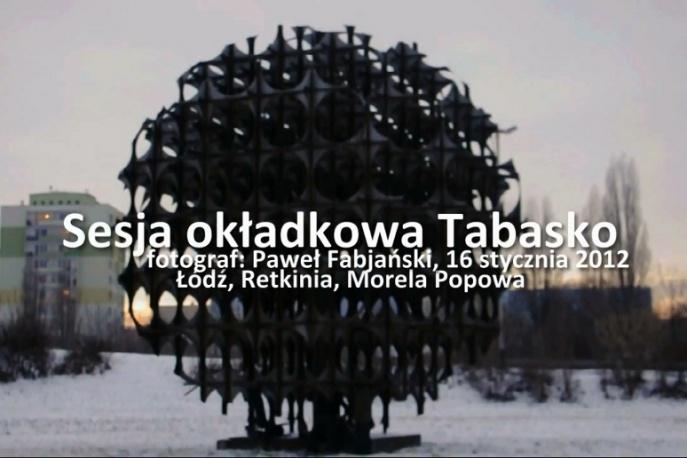 Tabasko: zobacz video z planu sesji okładkowej