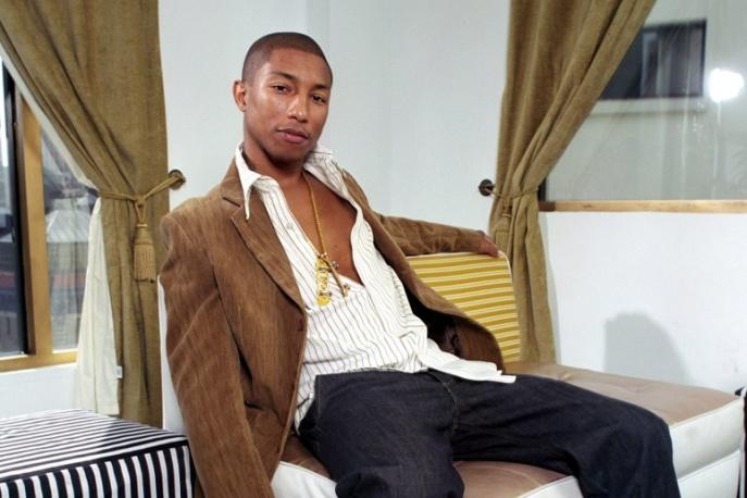 Pharrell Williams w singlu Ushera