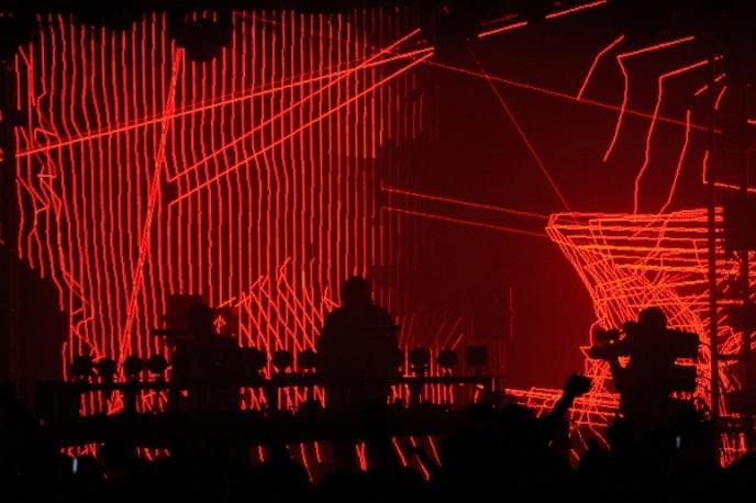Groove Armada na Orange Warsaw Festival