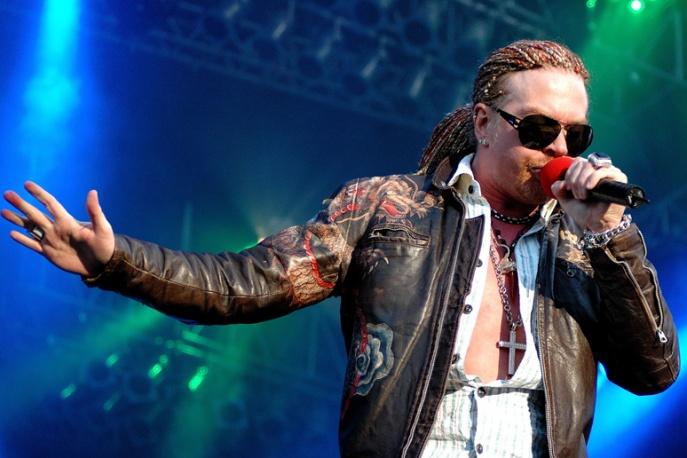 Wkurzeni fani opuścili koncert Guns N` Roses