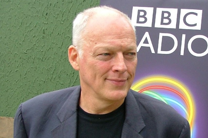 Bomba w domu Davida Gilmoura