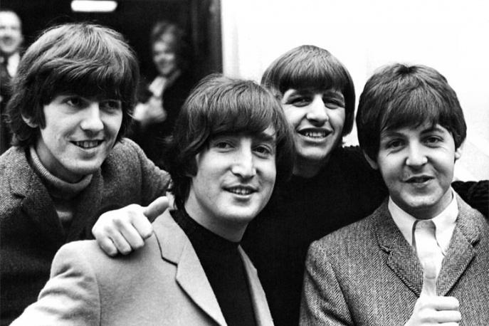 The Beatles sprzedali najwięcej na Wyspach