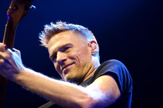 Bryan Adams gwiazdą gitary…