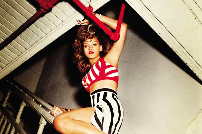 Rihanna zaśpiewa na kobiecych Mistrzostwach Świata