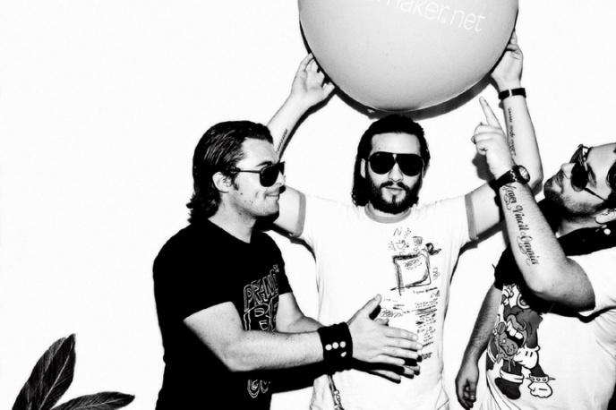 Nożownik na koncercie Swedish House Mafia