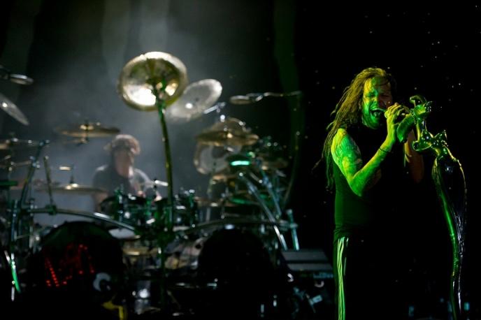 Szczegóły koncertu Korn