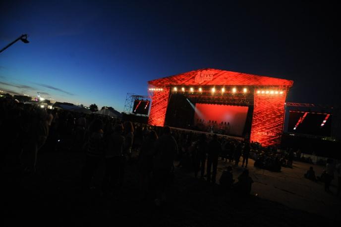 Po Coke Live Music Festival 2012