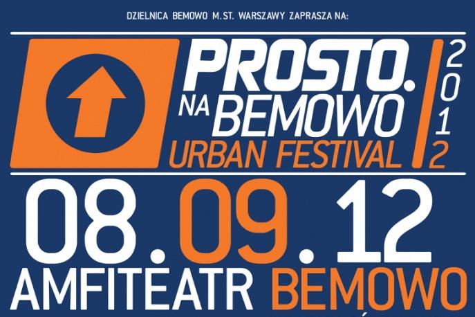 Prosto na Bemowo Urban Festival 2012