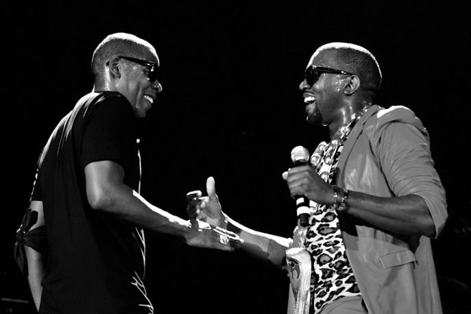 """Kanye West i Jay-Z powtórzą sukces """"Niggas In Paris""""? – audio"""