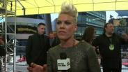 MTV VMA 2012: P!NK – wywiad