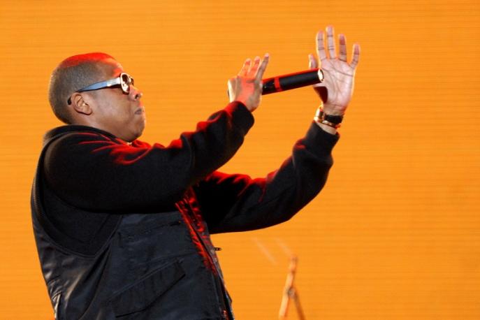Jay-Z i Rihanna zamknęli z Coldplay Igrzyska Paraolimpijskie