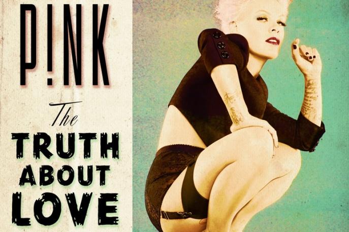 Posłuchaj fragmentów nowej płyty Pink – audio