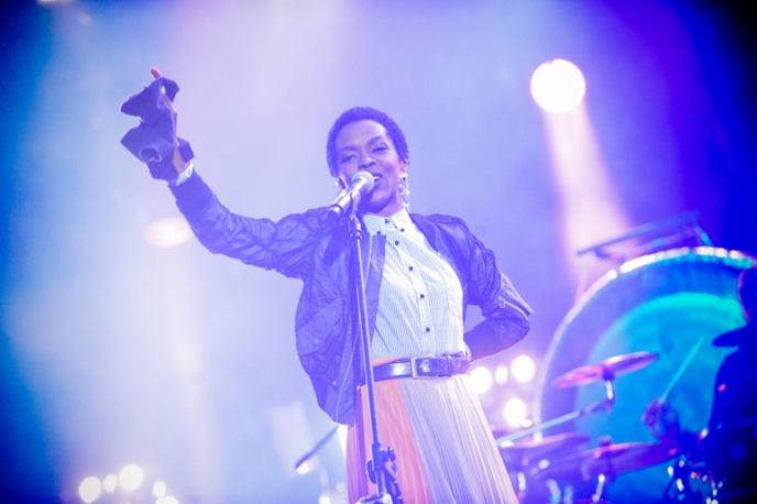 Lauryn Hill zapowiada nowy singiel