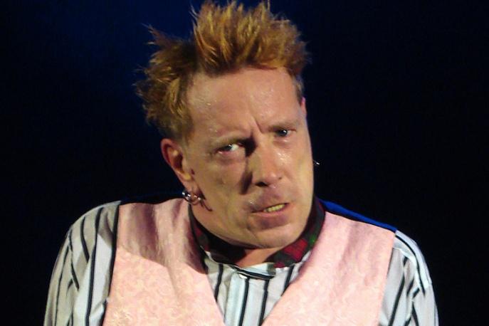 John Lydon krytykuje zamieszanie wokół Sex Pistols