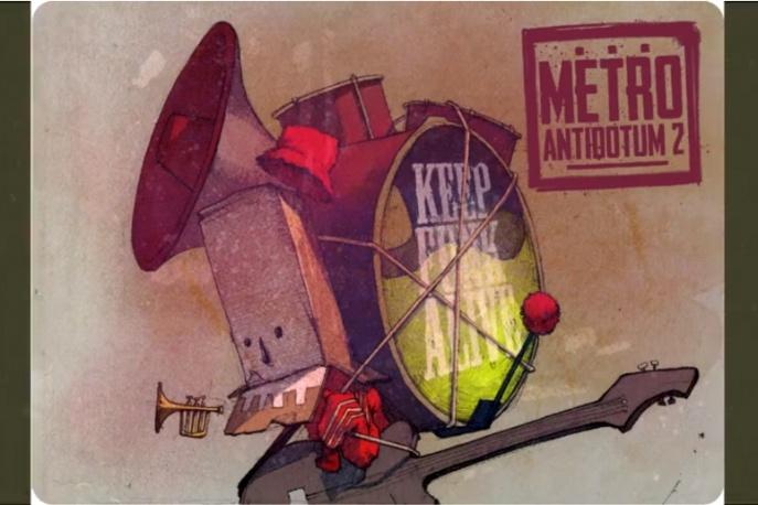 """Metro – """"Lubię Się Wykpić"""" (audio)"""