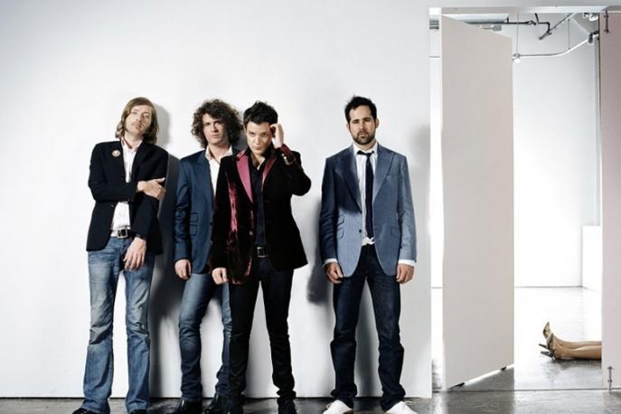 Wokalista The Killers brał lekcje śpiewu