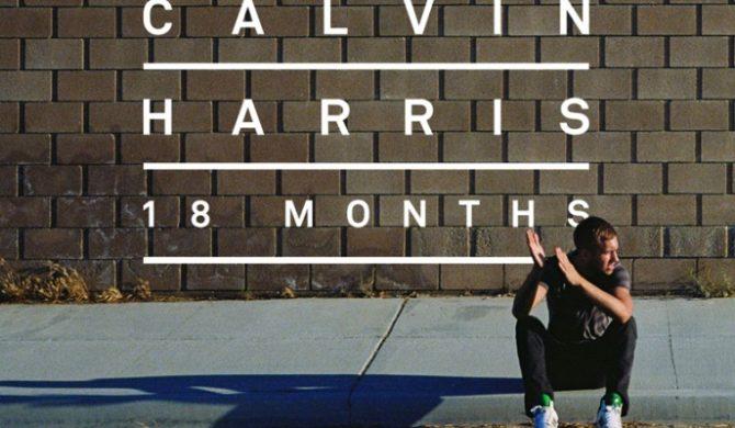 Szczegóły płyty Calvina Harrisa