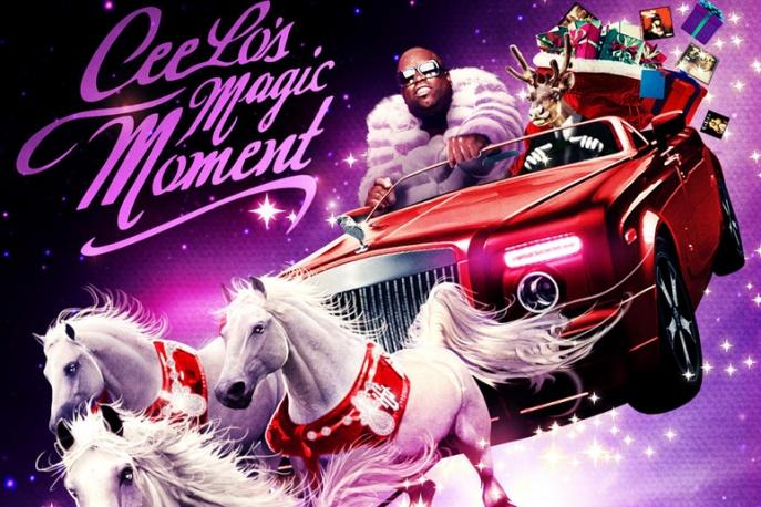 Christina Aguilera i Cee-Lo w świątecznym klimacie – audio