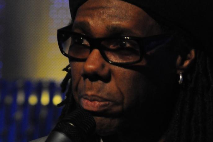 Daft Punk, Slash składają życzenia Nile`owi Rodgersowi – video