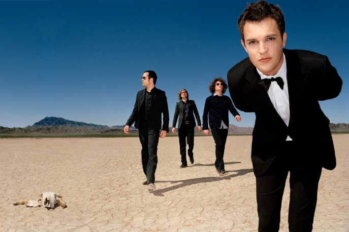 The Killers skowerowali U2 – video