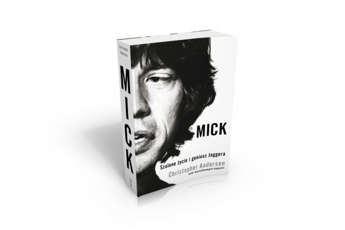 Posłuchaj fragmentów biografii Micka Jaggera – audio