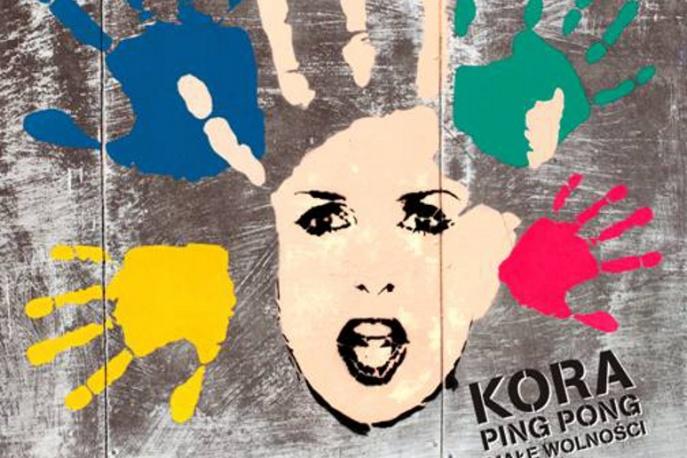 """Kora – """"Ping Pong – Małe Wolności"""""""