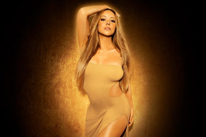 Mariah Carey śpiewa świąteczny klasyk – video
