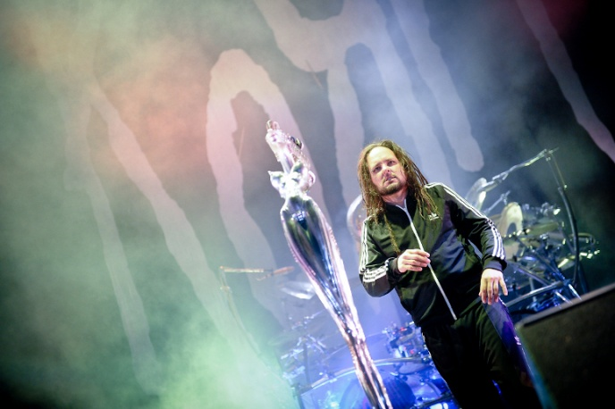 KoRn i Mastodon na Impact Festival 2013!