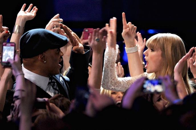 Grammy 2013: noc duetów
