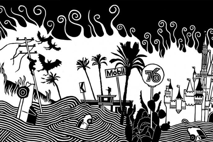 Posłuchaj albumu supergrupy Thoma Yorke`a i Flea – audio