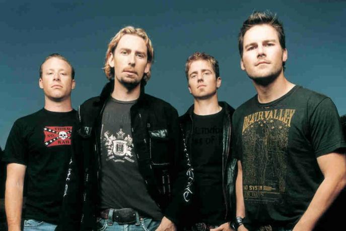 Nickelback zagrają w Polsce