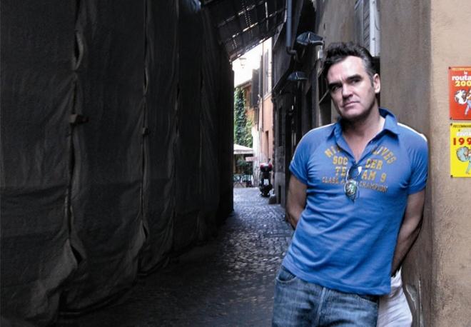 Morrissey znów trafił do szpitala