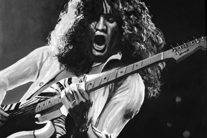 Eddie Van Halen na albumie LL Cool J`a