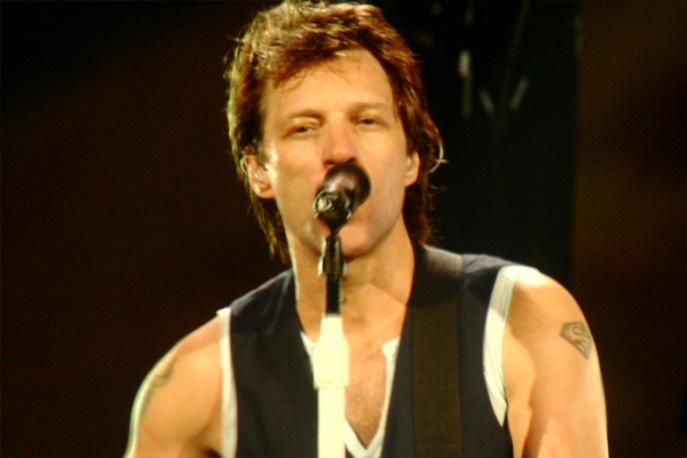 Bon Jovi lepszy od Davida Bowiego