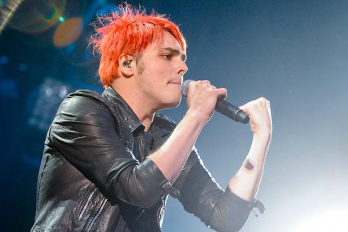Wokalista My Chemical Romance opowiada o rozpadzie