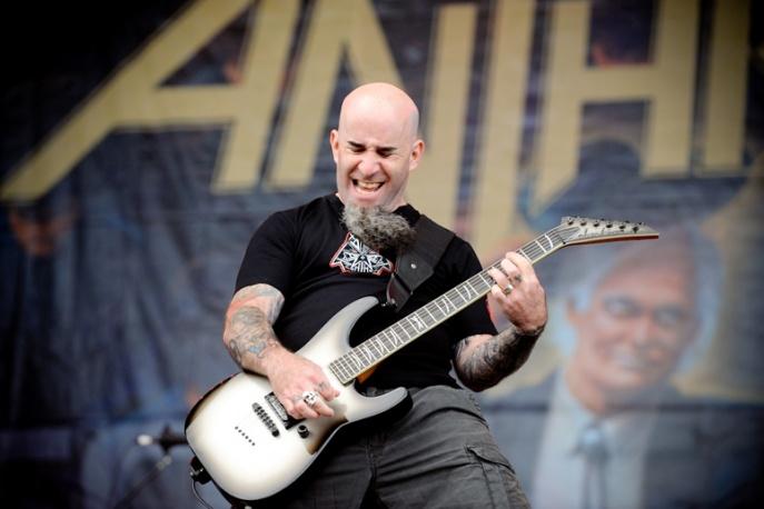 Anthrax zaprosili na scenę Slasha (VIDEO)