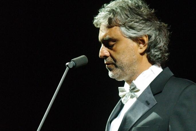 Andrea Bocelli w Warszawie (foto)
