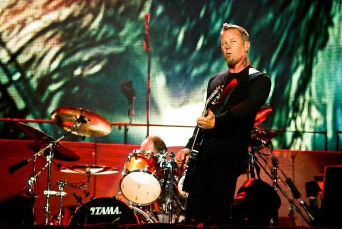 Metallica będzie miała swoją maszynę pinballową