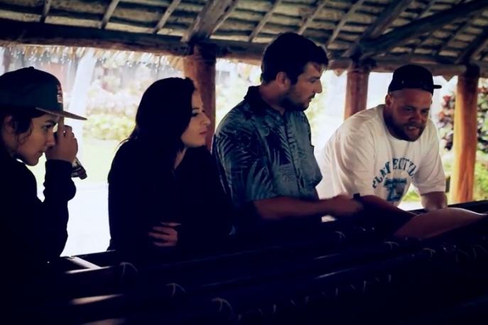 Tede na Hawajach – odc. 3