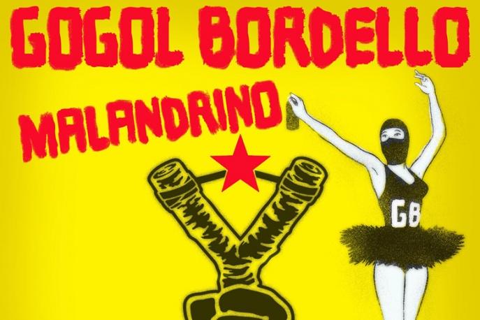 "Gogol Bordello zapowiada album ""Pura Vida Conspiracy"""