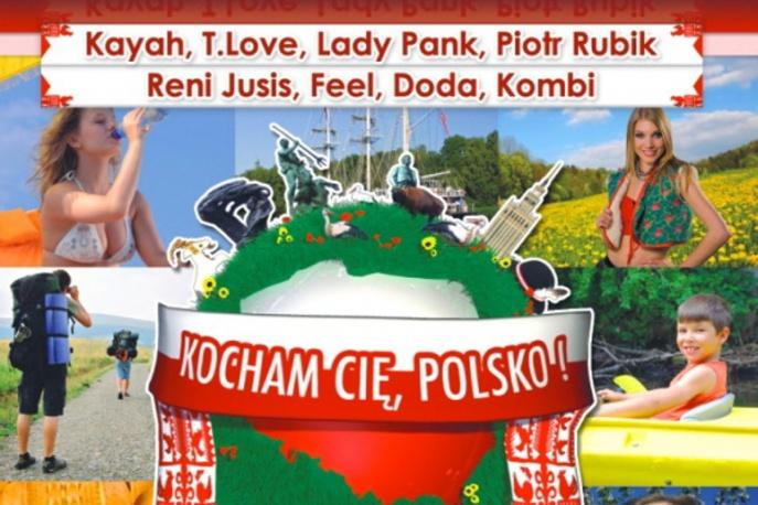 Kocham Cię Polsko vol.1