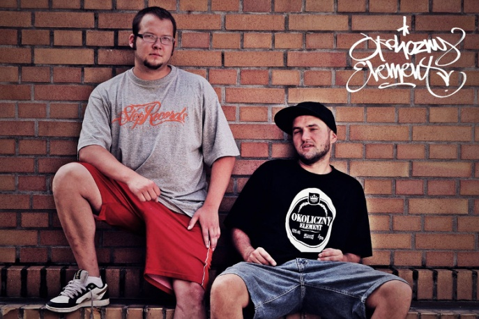 Okoliczny Element opuszcza Step Records