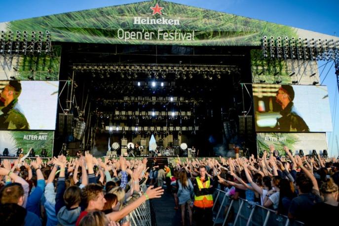 Ocena internetowej promocji polskich festiwali
