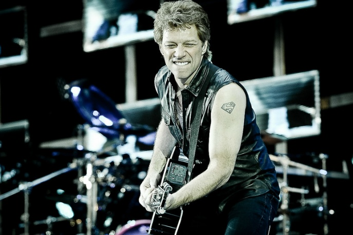 Bon Jovi sprzedali najwięcej