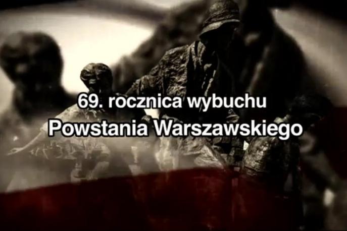 """""""Sierpniowa Melodia"""" na rocznicę Powstania (wideo)"""