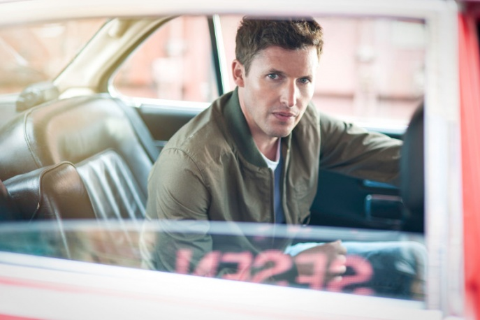 "James Blunt – ""Bonfire Heart"" (wideo)"