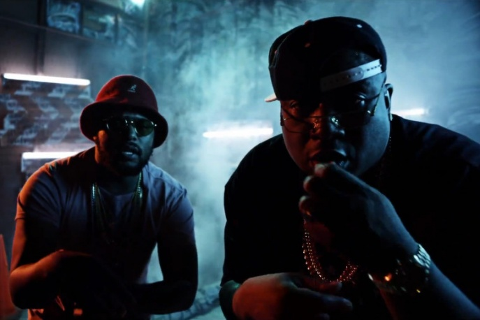 "E-40 – ""All My Niggas"" feat. Danny Brown, Schoolboy Q (wideo)"